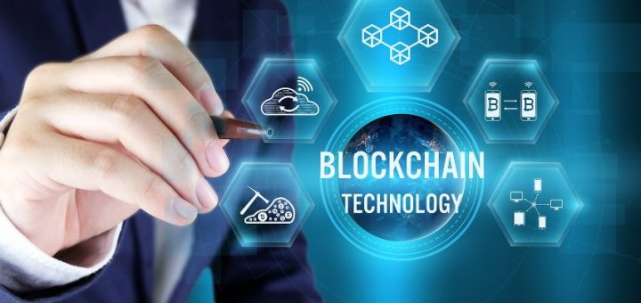 The 'Blockchain' Technology